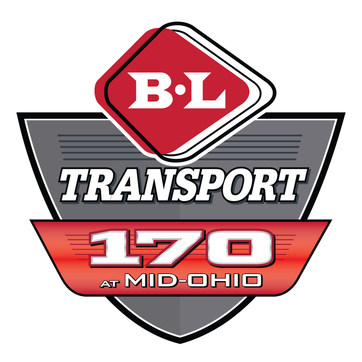 B&L Transport 170 at Mid-Ohio Logo