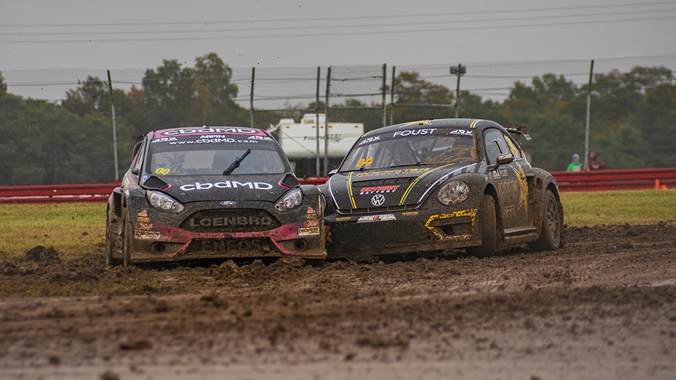 Tanner Foust and Fraser Mcconnell Win the 2019 ARX and ARX2 Championships at the Cooper Tires ARX of Mid-Ohio