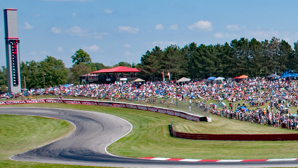 Event Tickets Go On Sale Today at Advance Pricing for the 2020 Mid-Ohio Sports Car Course Season