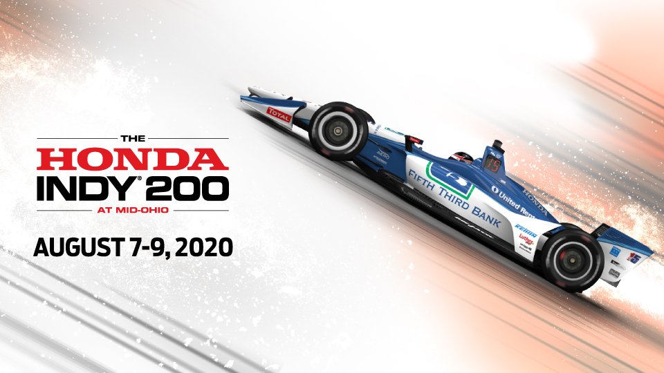 The Honda Indy 200 moves to August 7-9, 2020