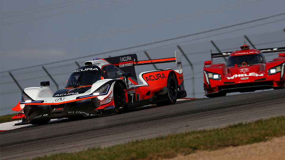 Acura Continues Winning Ways at Mid-Ohio