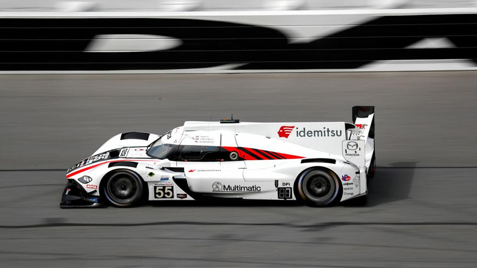 Jarvis Inherits Top Starting Spot for Pole Award at the Rolex 24 at Daytona